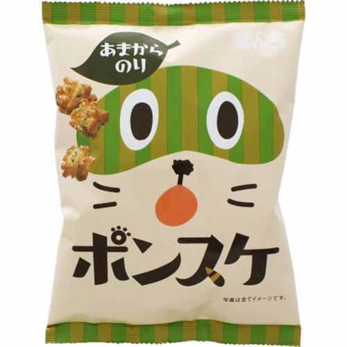 Bonchi Ponsuke Seaweed Snack