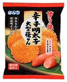 Bonchi Karashi Mentaiko Cracker 6P