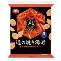 Kameda Grilled Ebi Snack 6P