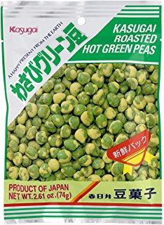 Kasugai Wasabi Green Peas