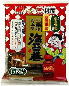 Sanko Nori Maki (Kimchi) Snack