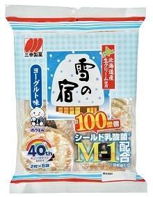 Sanko Yogurt Rice Cracker 16P