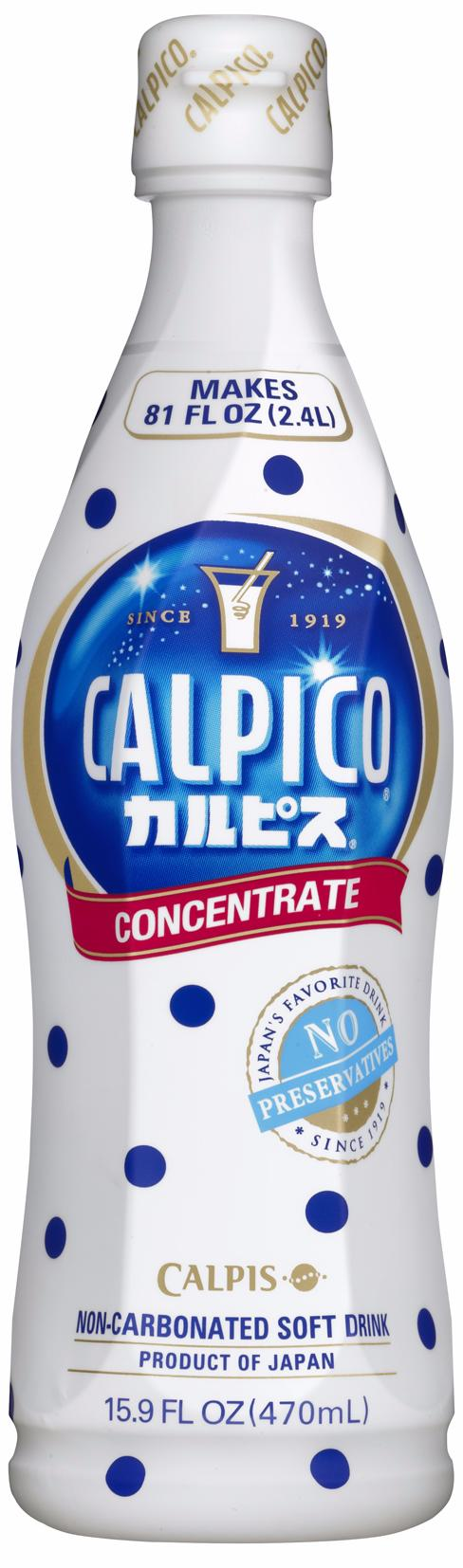 Calpico Concentrated