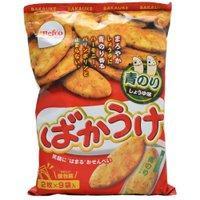 Kuriyama Bakauke Ao Nori Cracker 18P