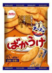Kuriyama Bakauke Cheese 18P