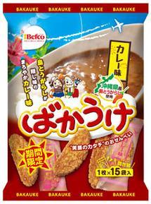 Kuriyama Bakauke Curry 15P