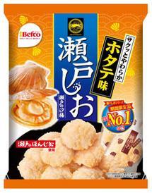 Kuriyama Setono Shioage Scallop Cracker