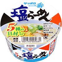Sanyo Sapporo Ichiban Shio Ramen Donburi