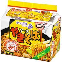 Sanyo Sapporo Ichiban Yakisoba 5 Packets