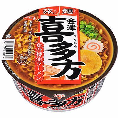 Sanyo Sapporo Ichiban Tabimen Gyokai Soy Sauce Ramen