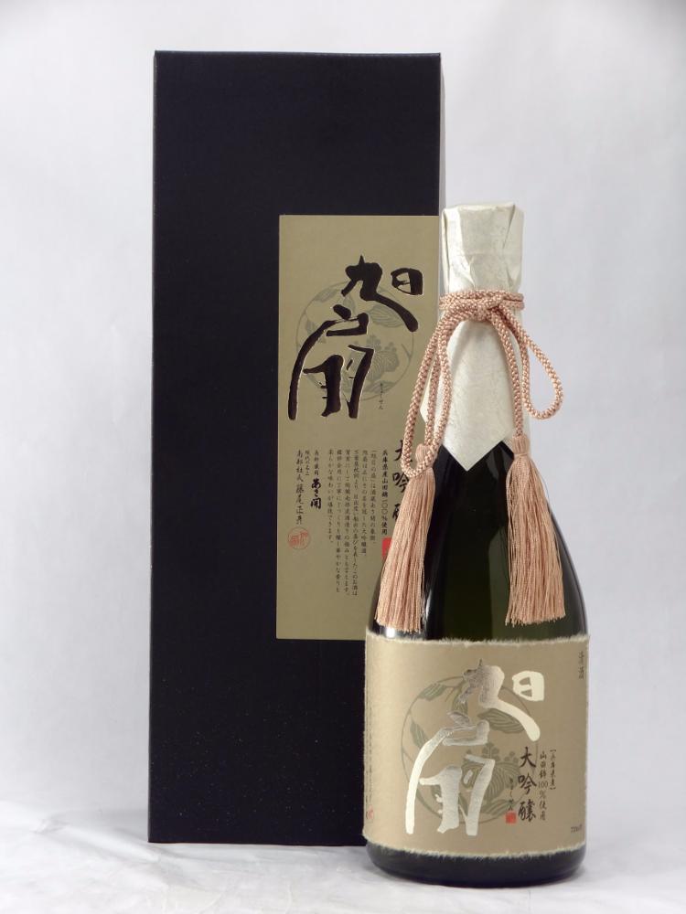Asabiraki Kyokusen Daiginjyo Sake