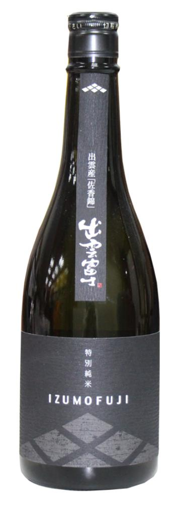 Izumo Fuji Tokubetsu Junmai Sake