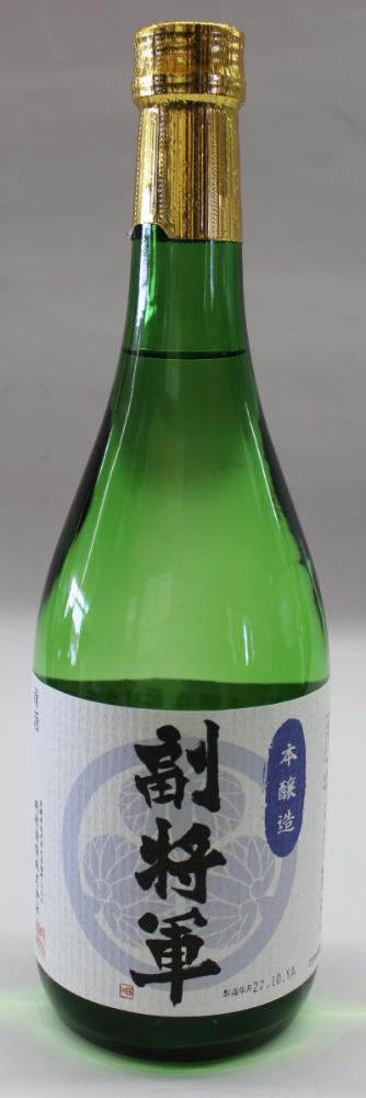 Fuku Shogun Honjyozo Sake