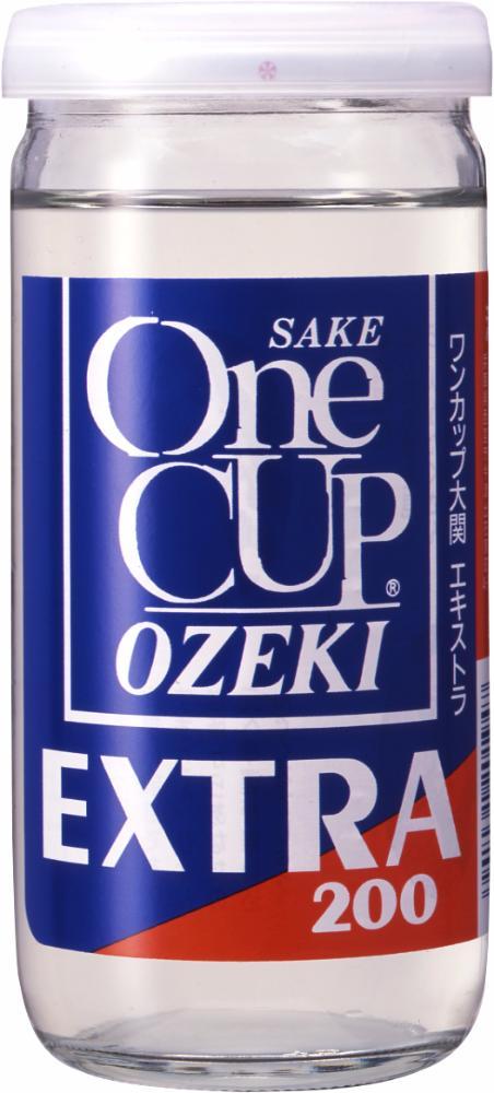 Ozeki One Cup Extra Sake