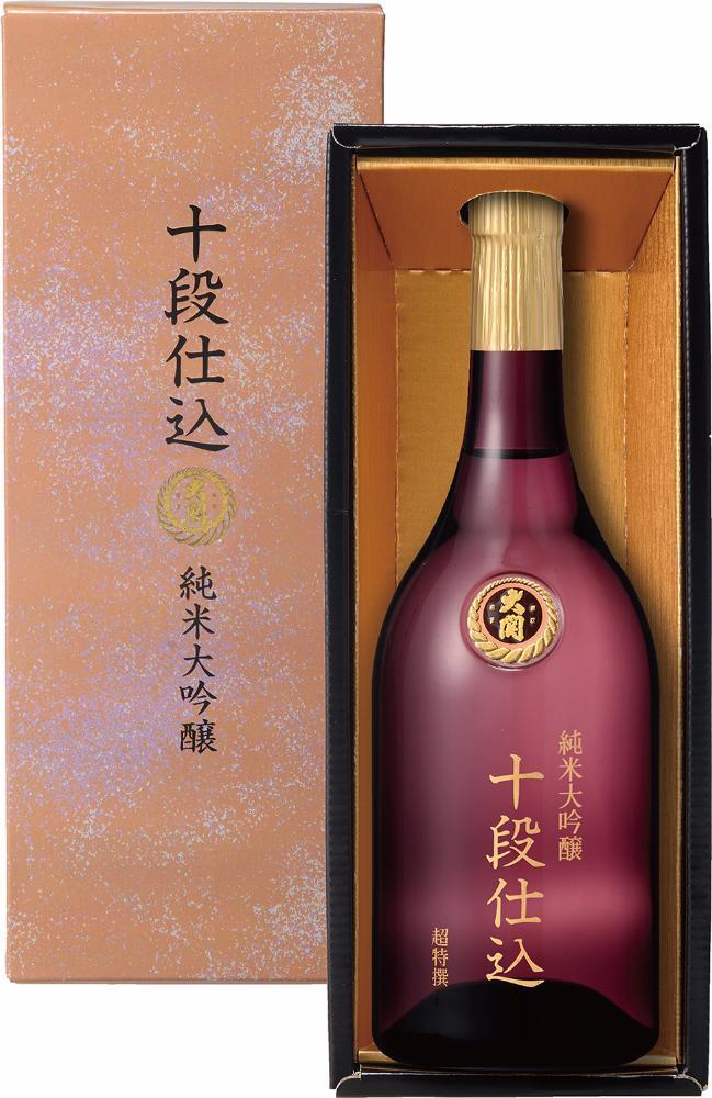 Ozeki Jundan Shikomi Junmai Daiginjyo Sake