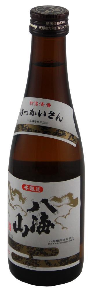 Hakkaisan Tokubetsu Honjyozo Sake