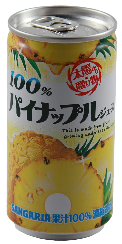 Sangaria 100% Pineapple Juice