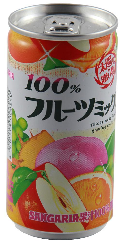 Sangaria 100% Fruit Mix