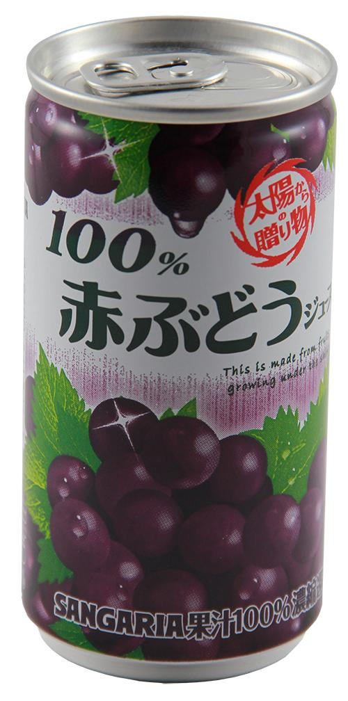 Sangaria 100% Grape Juice