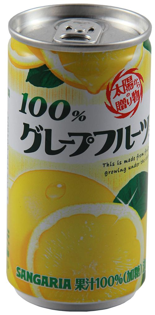 Sangaria 100% Grapefruit Juice