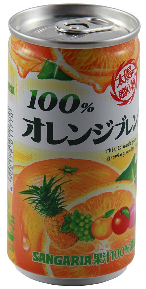 Sangaria 100% Orange Juice