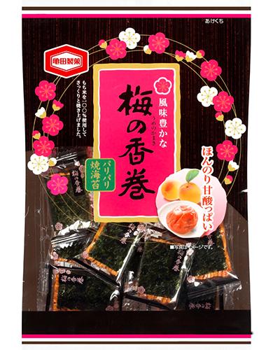 Kameda Ume no Ka Maki Cracker 19P