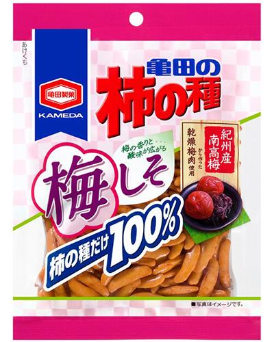Kameda 100% Ume Shiso Leaf Snack