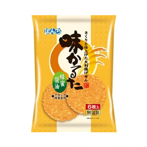 Bonchi Aji Honey Karuta Cracker 6P
