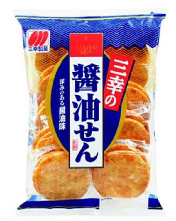 Sanko Shoyu Sen Cracker