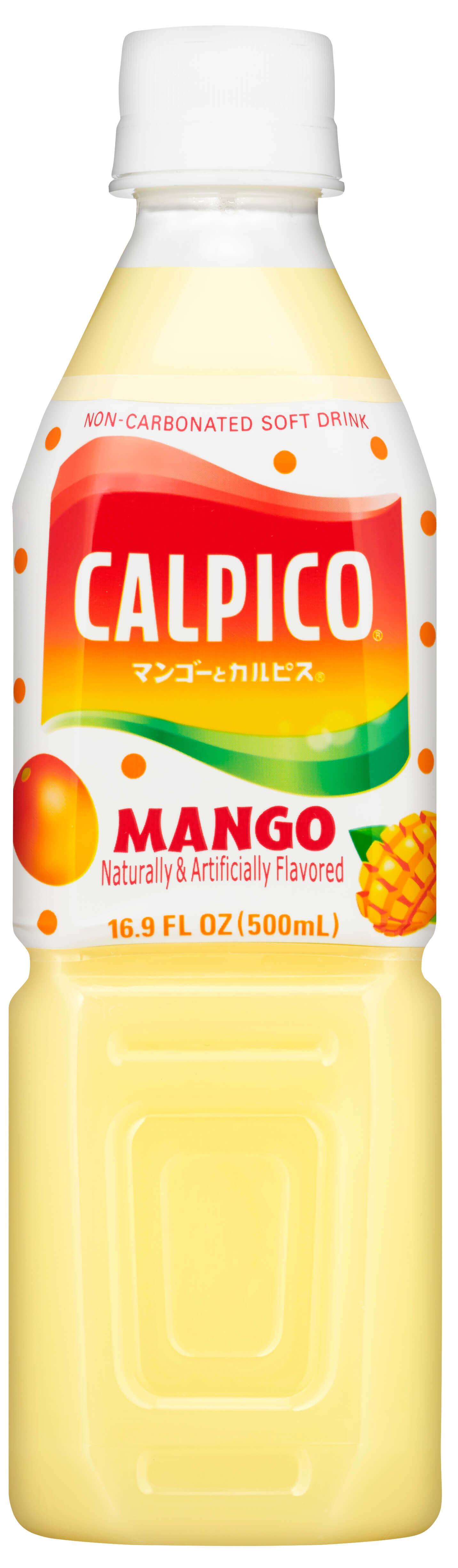 Calpico Mango