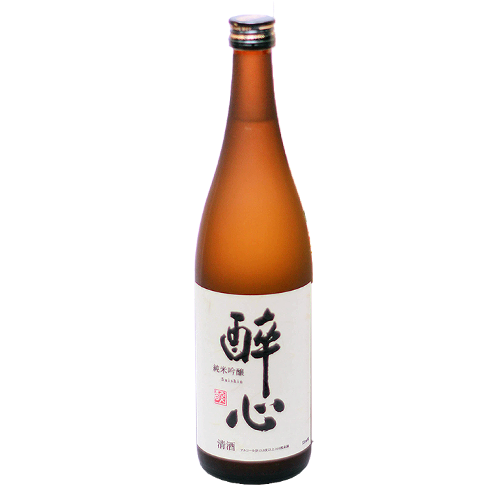 Suishin Inaho Junmai Ginjyo Sake
