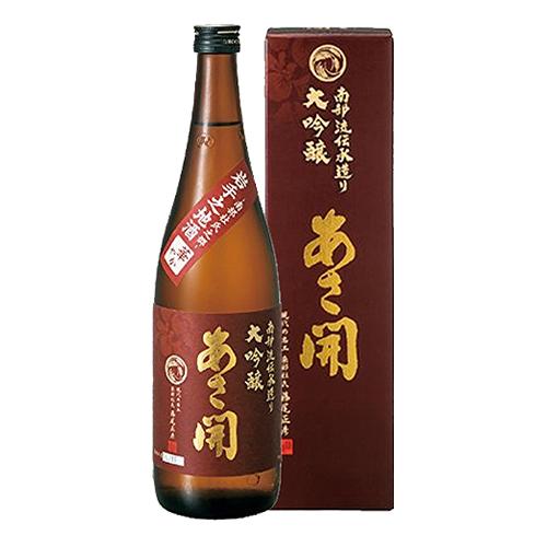 Asabiraki Nanburyu Densho Zukuri Daiginjyo Sake