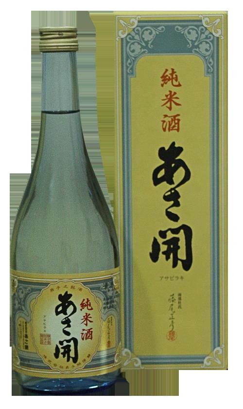 Asabiraki Junmai Sake