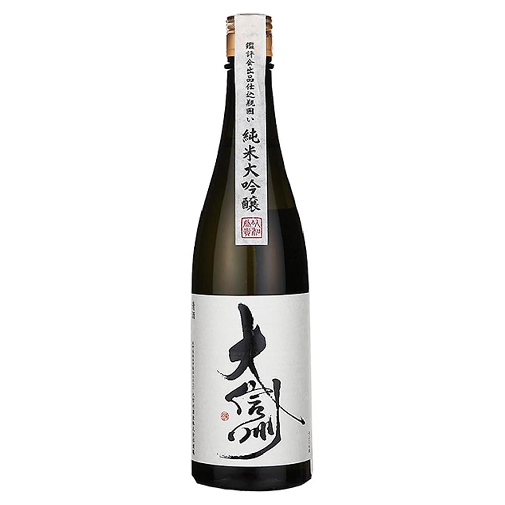 Daishinshu Betsukakoi Junmai Daiginjyo Sake