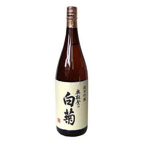 Okunoto no Shiragiku Junmai Ginjyo Sake
