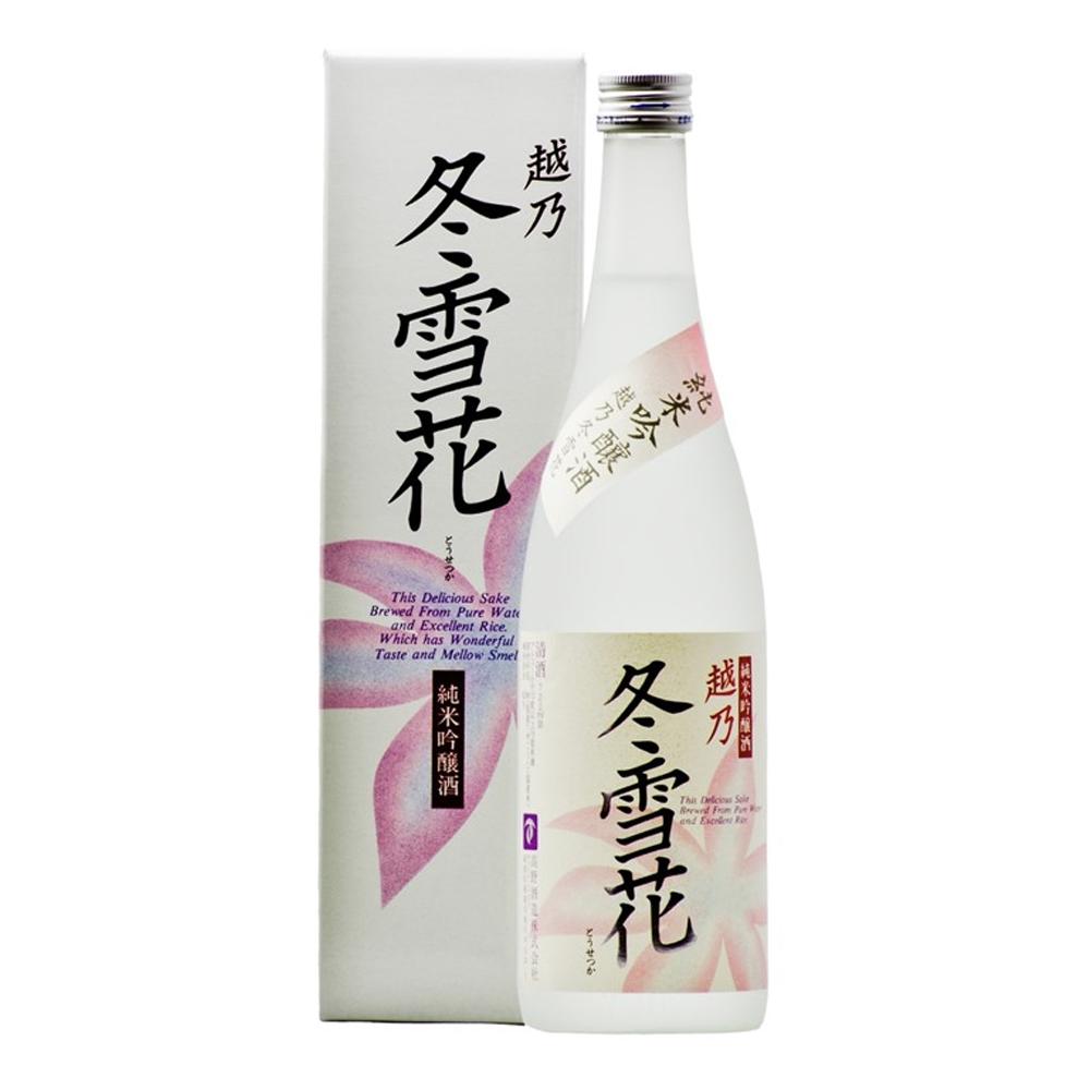 Koshino Tosetsuka Junmai Ginjyo Sake