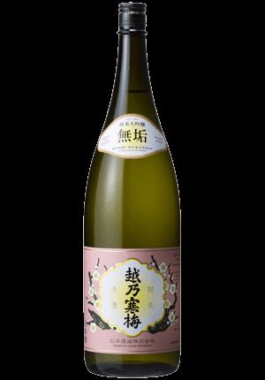 Koshi No Kanbai Muku Junmai Daiginjyo Sake