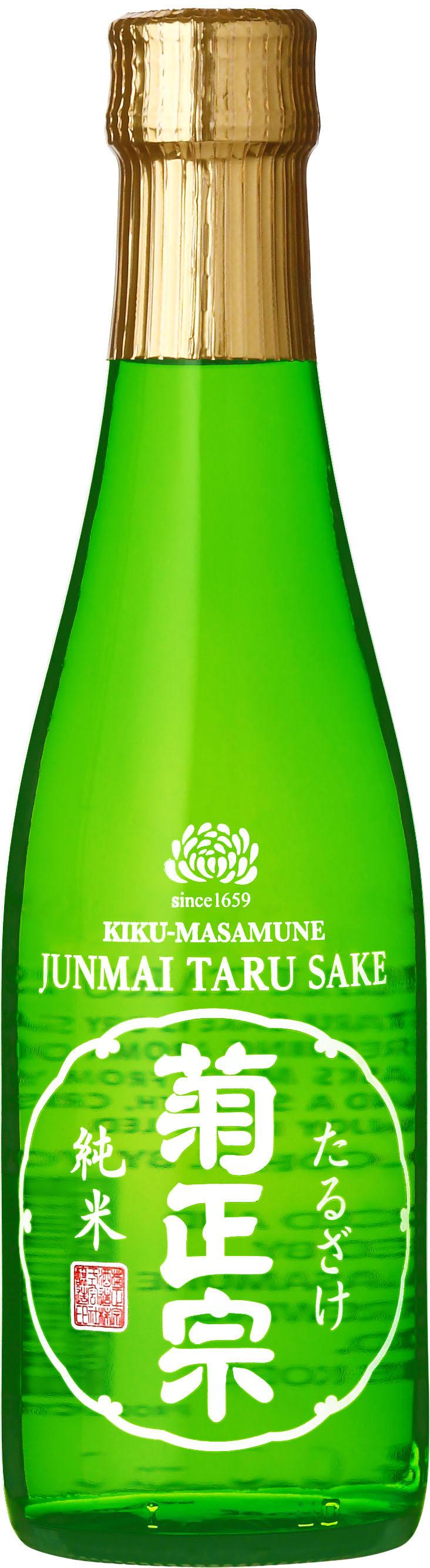 Kiku Masamune Junmai Taru Sake