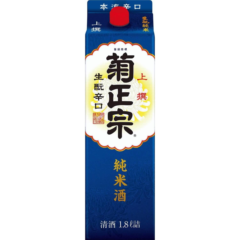 Kiku Masamune Kimoto Karakuchi Junmai Sake