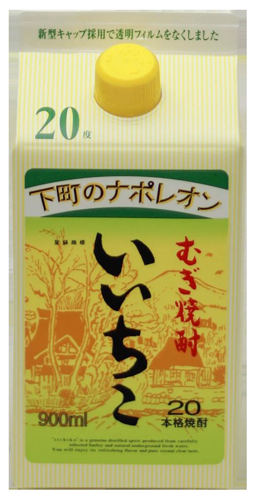 Iichiko Shochu Paper Pack 20%