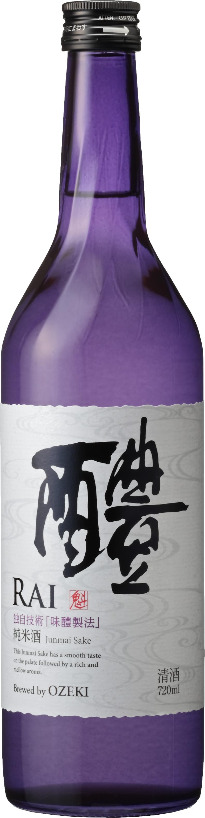 Ozeki Rai Junmai Sake