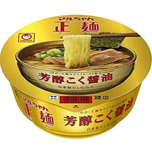 Toyo Suisan Maruchan Seimen Houjyun Koku Soy Sauce