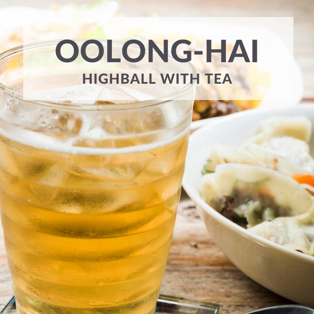 Makoto-Ya Singapore | Oolong Hai Recipe
