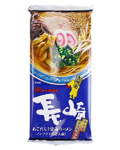 Marutai Nagasaki Agodashi Iri Shoyu Packet Ramen