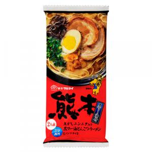 Marutai Kumamoto Kuro Ma-Yu Tonkotsu Packet Ramen