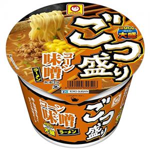 Toyo Suisan Maruchan Gotsumori Corn Miso Ramen