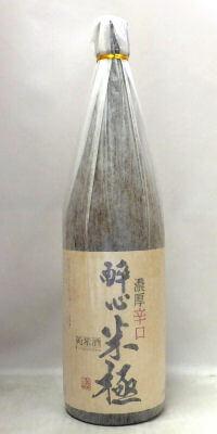 Suishin Kome Kiwami Junmai Sake