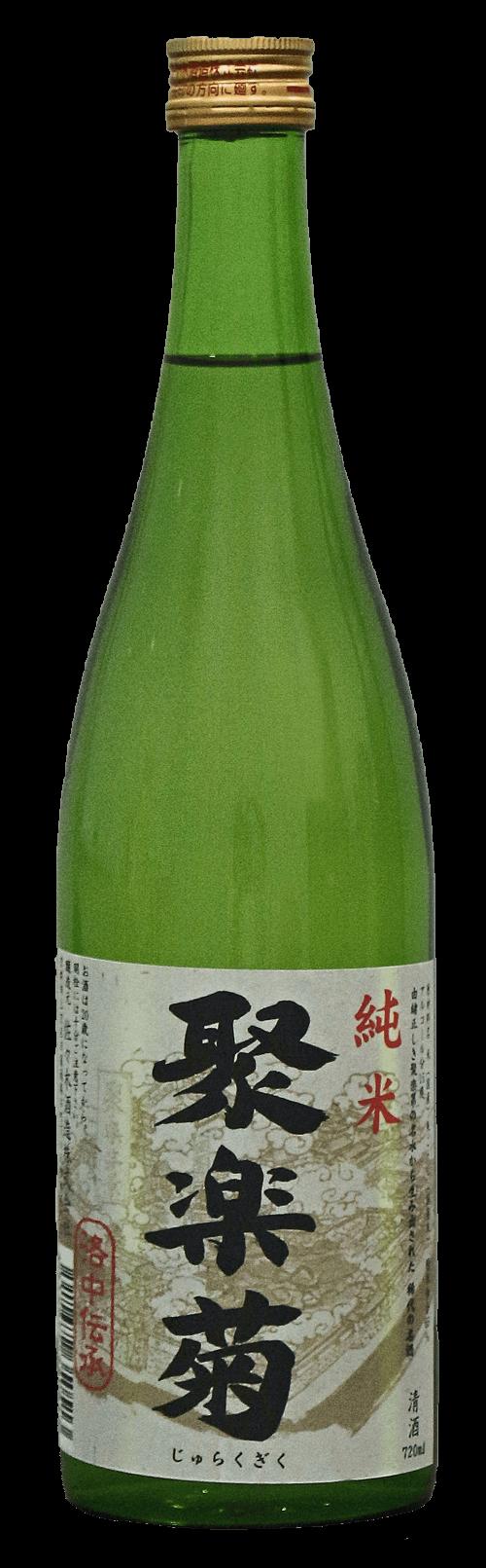 Juraku-giku Junmai