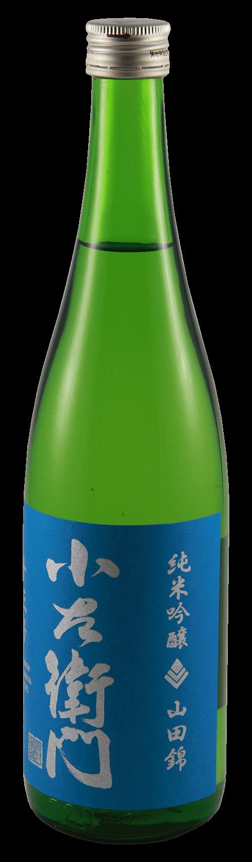 Kozaemon Junmai Ginjyo 60% Sake