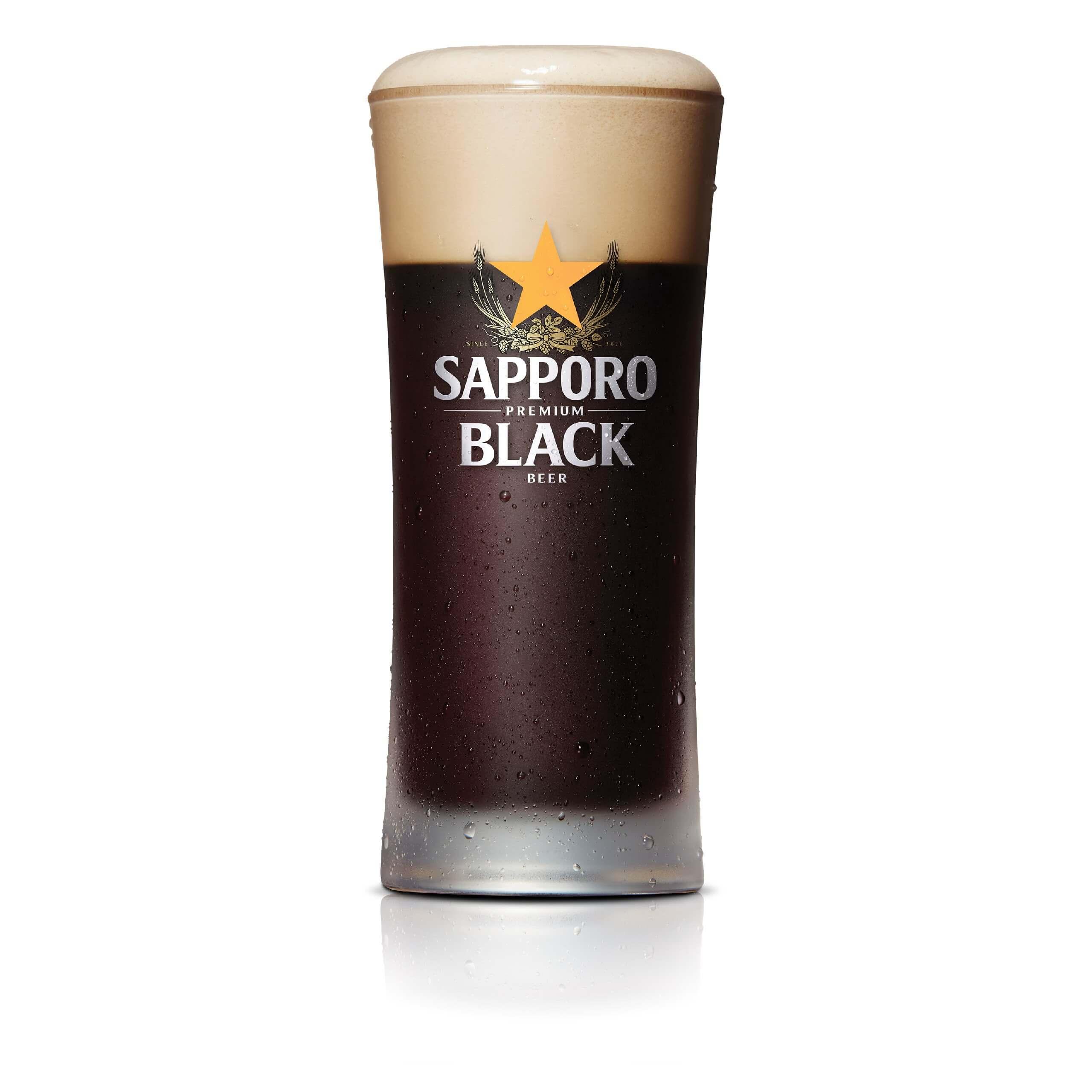 Sapporo Premium Draft Black Beer Keg 20 litres